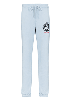 Charles Jeffrey Loverboy x Browns 50 The Scun track pants - Blue