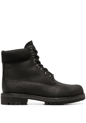 Timberland padded-ankle boots - Black