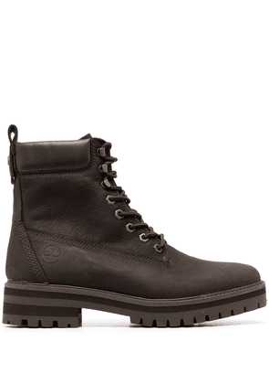 Timberland padded-ankle boots - Brown