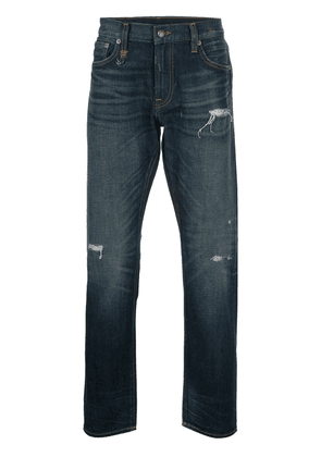 R13 Rhys distressed jeans - Blue