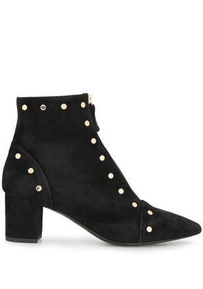 AGL studded ankle boots - Black