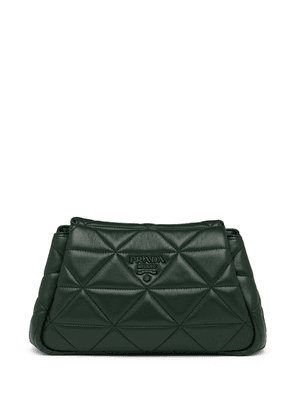 Prada Prada Spectrum clutch - Green