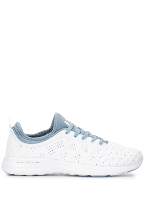 APL: ATHLETIC PROPULSION LABS lace-up trainers - White