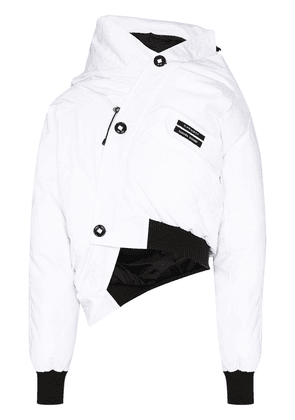 Y/Project x Canada Goose Chilliwack bomber jacket - White
