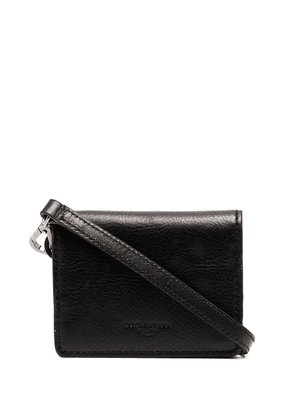 Dolce & Gabbana mini crossbody wallet bag - Black