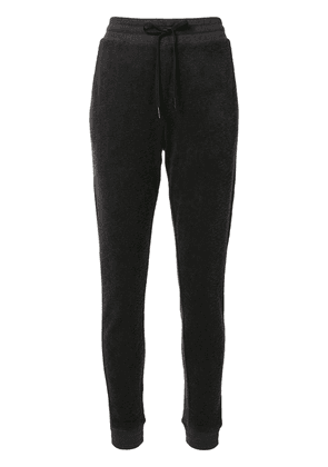 ALALA drawstring tapered trousers - Black