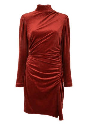 A.L.C. Marcel ruched dress - Red