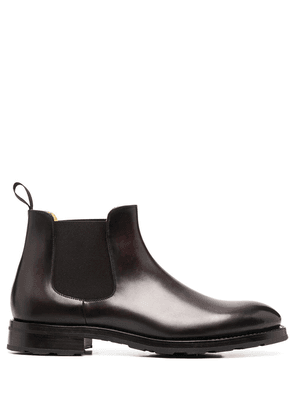 Doucal's Chelsea ankle boots - Brown