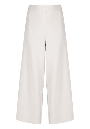 Stella McCartney loose culotte with cut-out - Neutrals