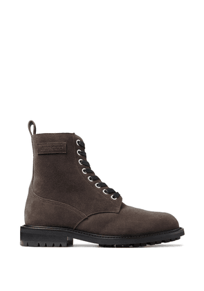 Jimmy Choo ankle-length Turing boots - Brown