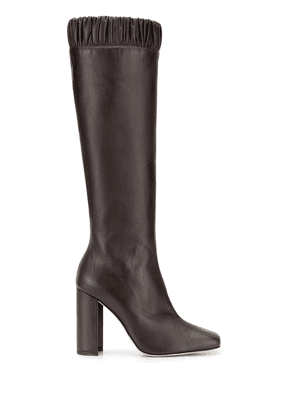Chloe Gosselin Carmen knee-high boots - Brown
