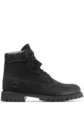 Jimmy Choo x Timberland ankle boots - Black