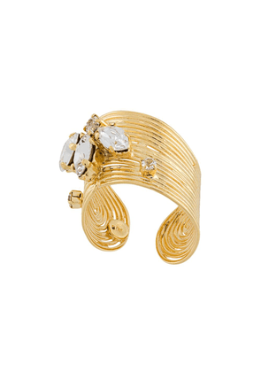 Gas Bijoux Wave ring - GOLD