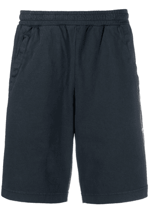 Acne Studios elasticated-waistband shorts - Black