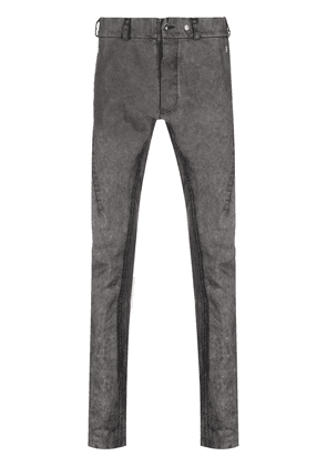 Isaac Sellam Experience Epicurien slim fit jeans - Grey