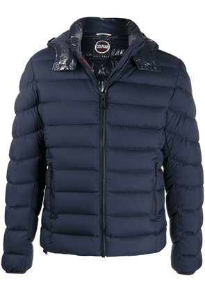 Colmar quilted hooded jacket - Blue