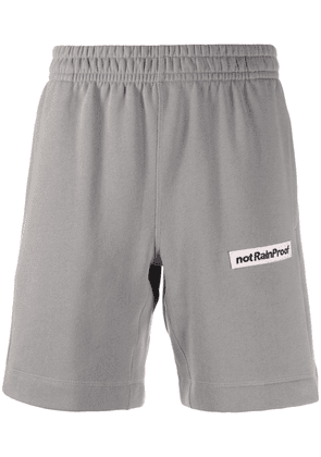 Styland not Rain Proof track shorts - Grey