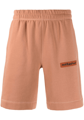 Styland not Rain Proof track shorts - Neutrals