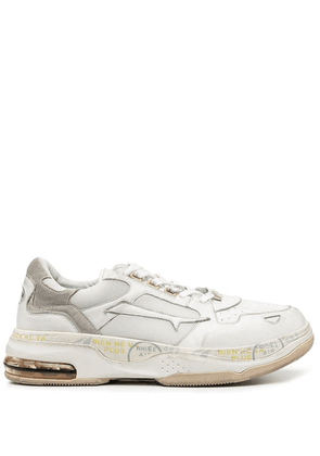 Premiata Drake low-top sneakers - White