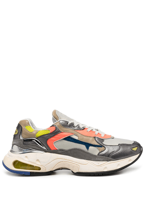 Premiata Sharky low-top sneakers - Grey