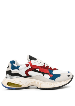 Premiata Sharky low-top sneakers - White
