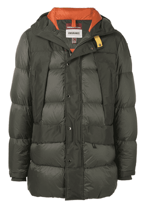 Parajumpers hooded padded jacket - Green