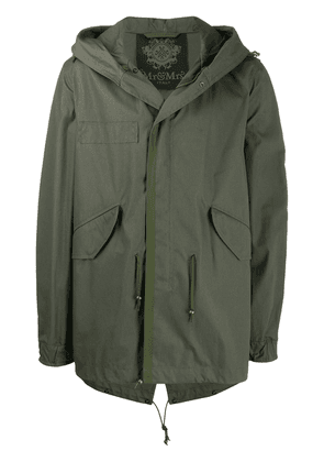 Mr & Mrs Italy classic raincoat - Green