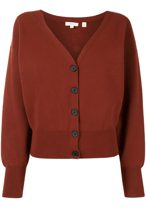 A.L.C. Peters V-neck cardigan - Red