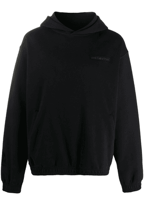 Styland not Rain Proof hoodie - Black