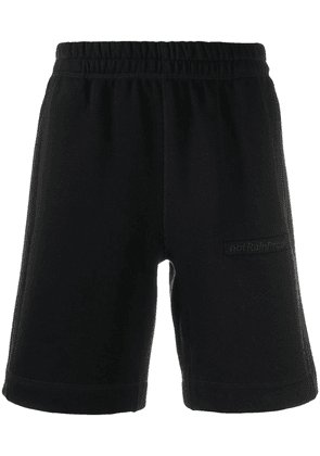 Styland not Rain Proof track shorts - Black