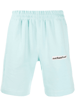 Styland not Rain Proof track shorts - Blue