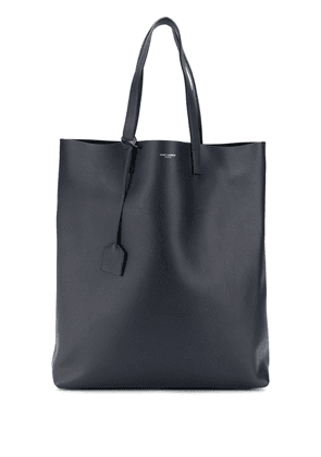 Saint Laurent Bold shopping tote - Blue