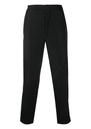 Haider Ackermann cropped tailored trousers - Black