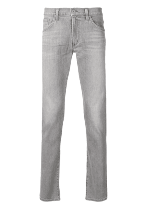 Citizens of Humanity stonewashed slim-fit jeans - Grey