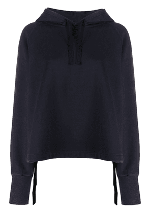A Kind of Guise Boga cropped hoodie - Blue