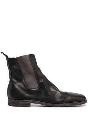 Guidi chelsea ankle boots - Brown