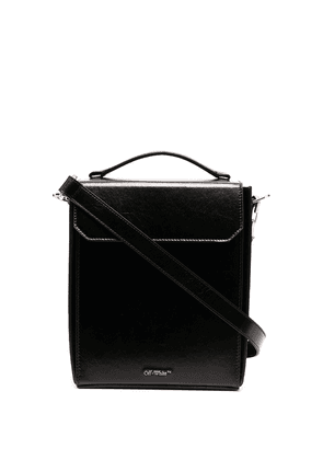 Off-White structured tote bag - Black