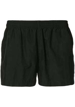 Ron Dorff elasticated waist swim shorts - Black