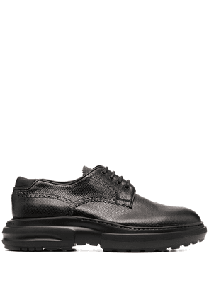 Fratelli Rossetti chunky-sole lace-up shoes - Black