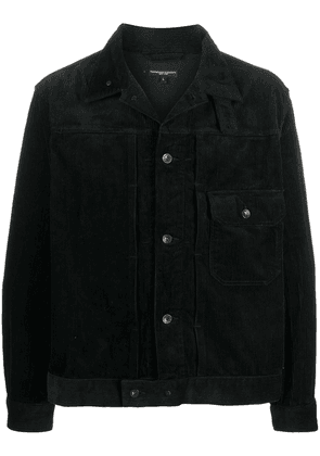 Engineered Garments corduroy shirt jacket - Black