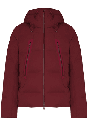 Descente Allterrain Mizusawa padded down jacket - Red