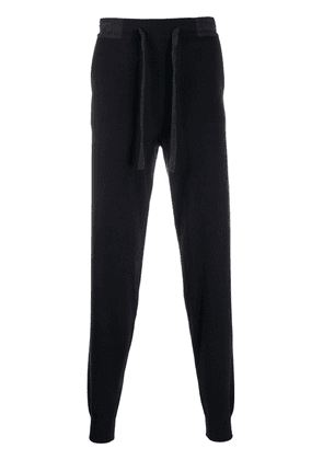 N.Peal cashmere track pants - Blue