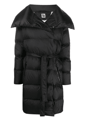 Bacon Puffa 90 Superwalt quilted coat - Black