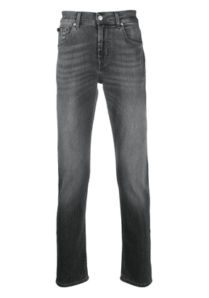 7 For All Mankind Slimmy tapered special edition jeans - Grey
