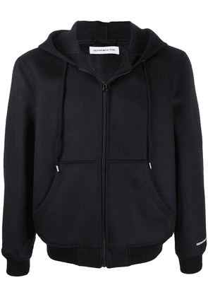 Department 5 hooded bomber jacket - Blue