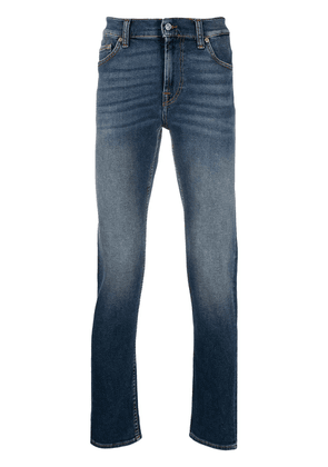 7 For All Mankind Ronnie Luxe slim fit jeans - Blue