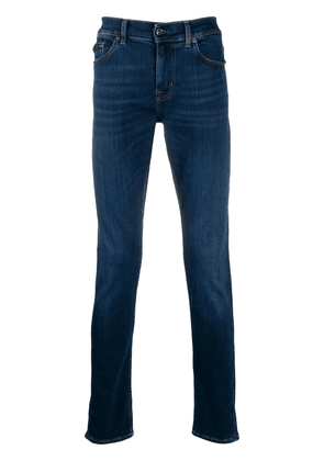 7 For All Mankind Ronnie special edition slim fit jeans - Blue