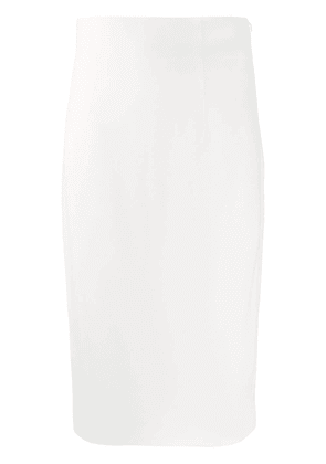 Gianluca Capannolo classic pencil skirt - Neutrals
