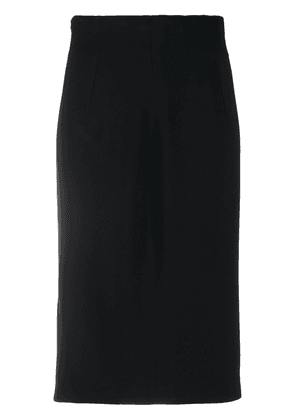 Gianluca Capannolo classic pencil skirt - Black