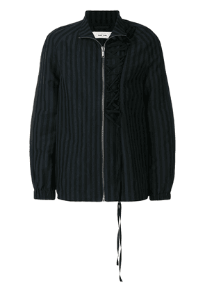 Damir Doma Jokull striped jacket - Blue